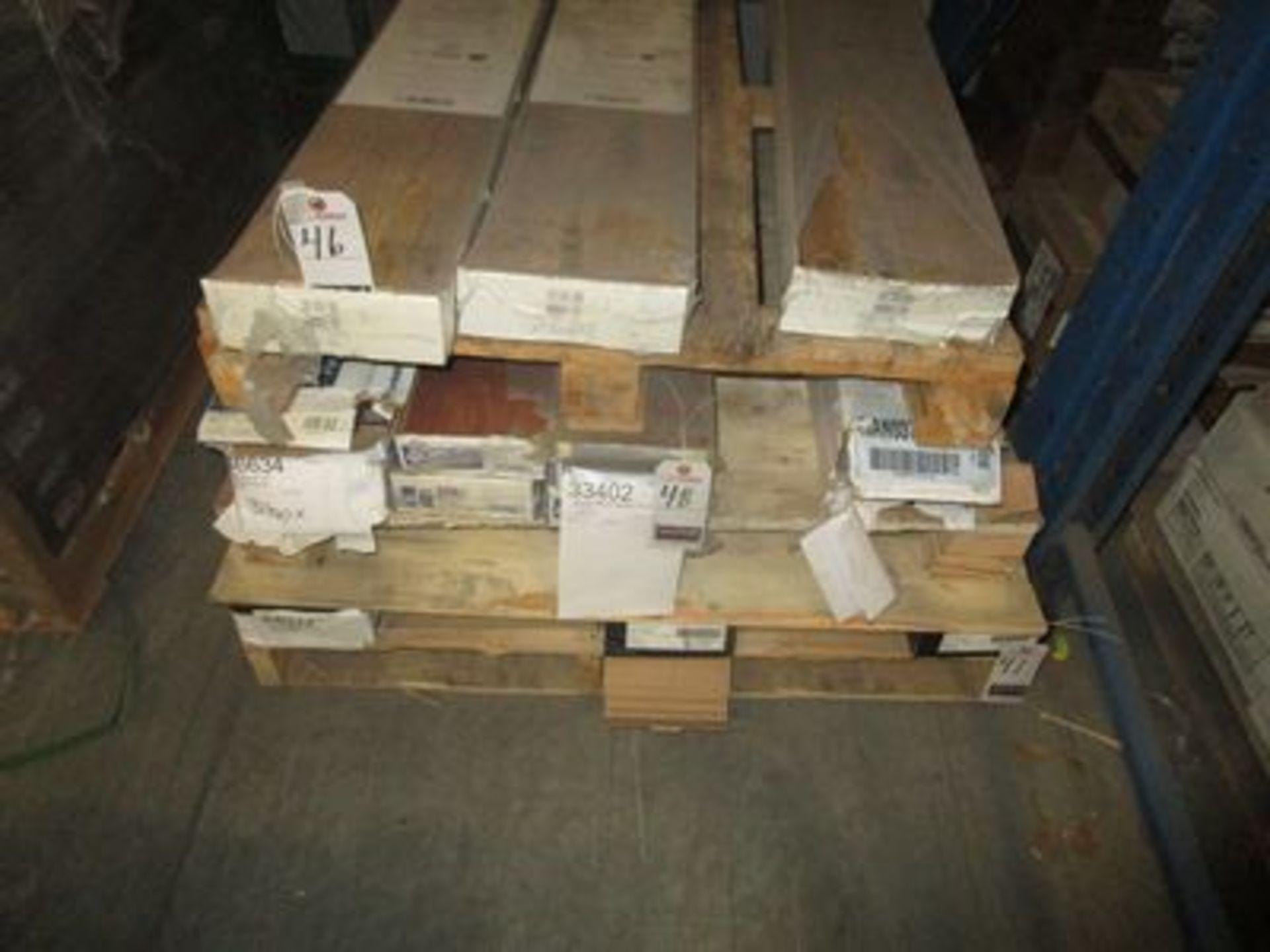 Lot 48 - ASS'T BOXES T & G FLOORING