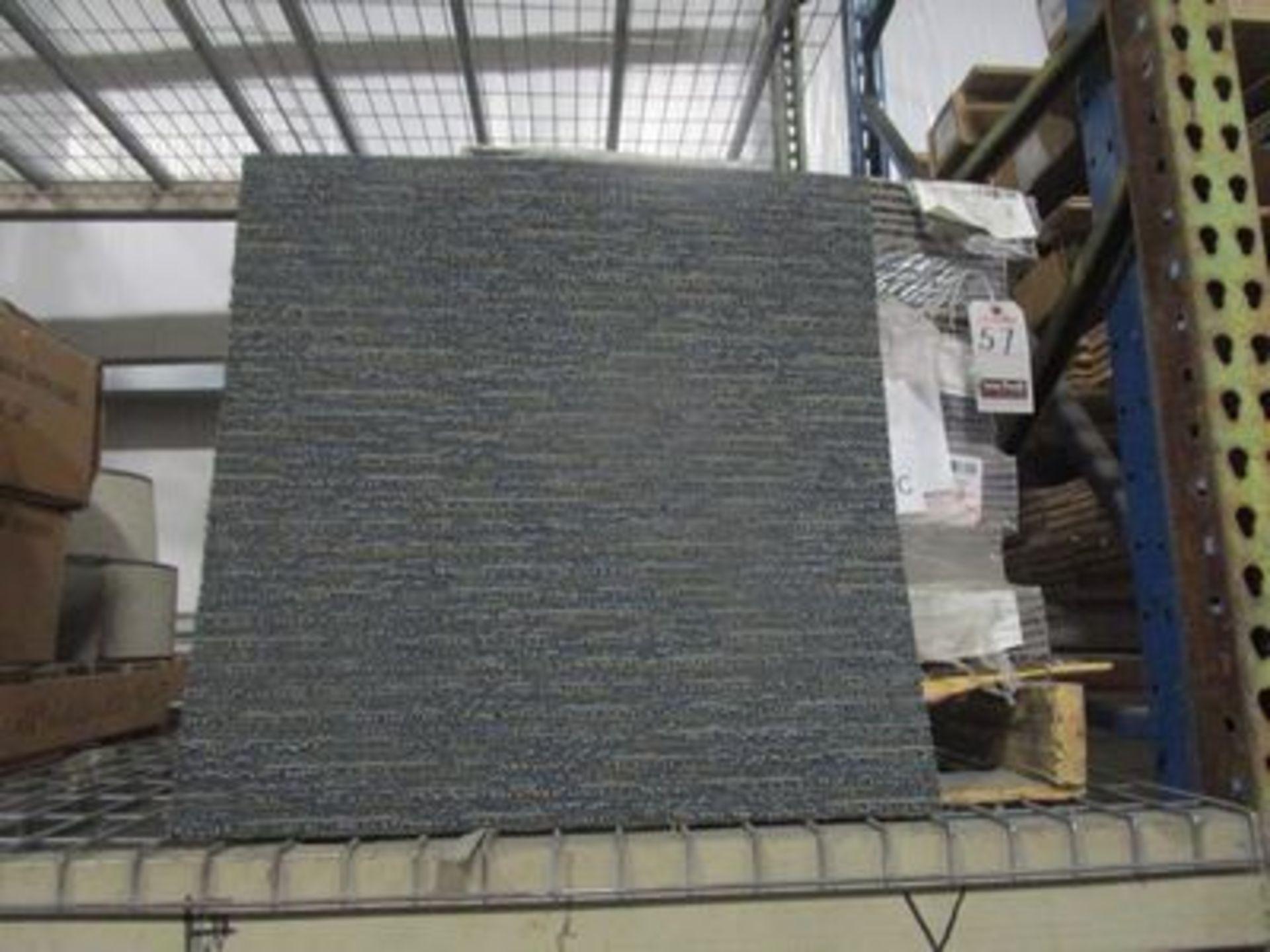 Lot 57 - BUNDLES INTUITION INNER SENSE 2'X2' CARPET SQUARES, (670 S/F PER BUNDLE)