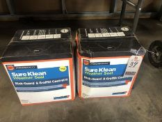 BOXES SURE KLEEN WEATHER SEAL