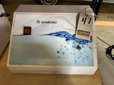 DIAMOND OXY PURE OXYGEN FACIAL MACHINE, 110V, 4-AMP, S/N DOP-2011-022-RD