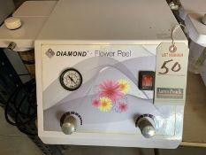 DIAMOND MICRODERMABRASION MACHINE W/ GAUGE, S/N DFP-2010-014