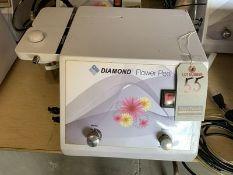DIAMOND MICRODERMABRASION MACHINE, S/N DFP-2010-009