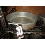 "20"" DIA. X 5"" DEEP ROASTING PAN"