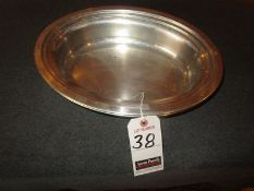 "16"" S.S. SERVING DISHES"
