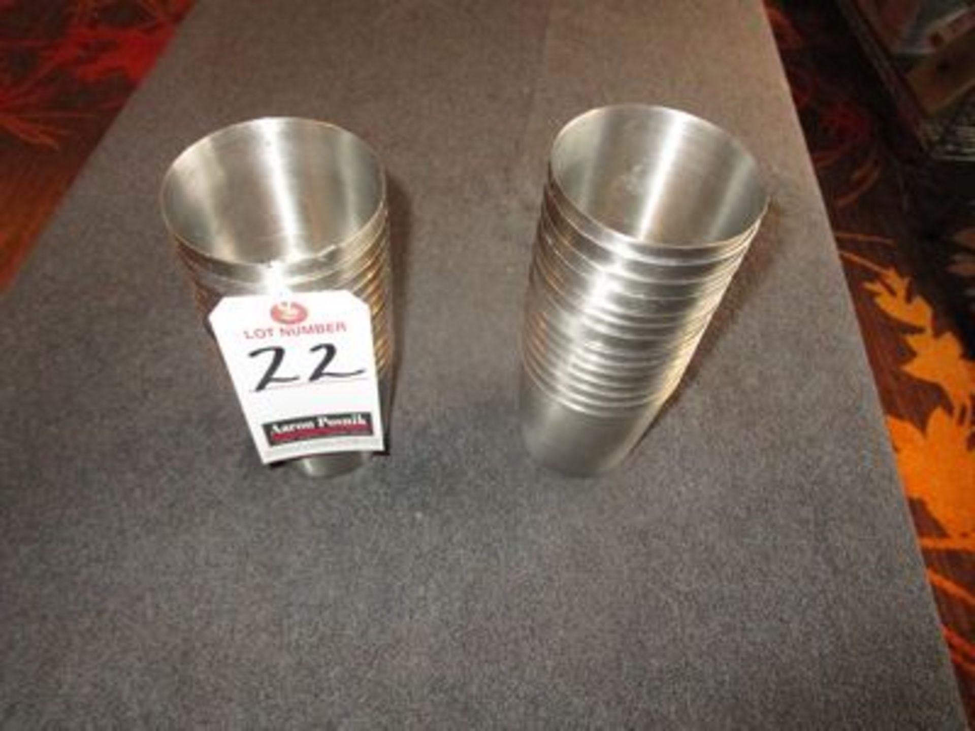 S.S. CUPS/GLASSES