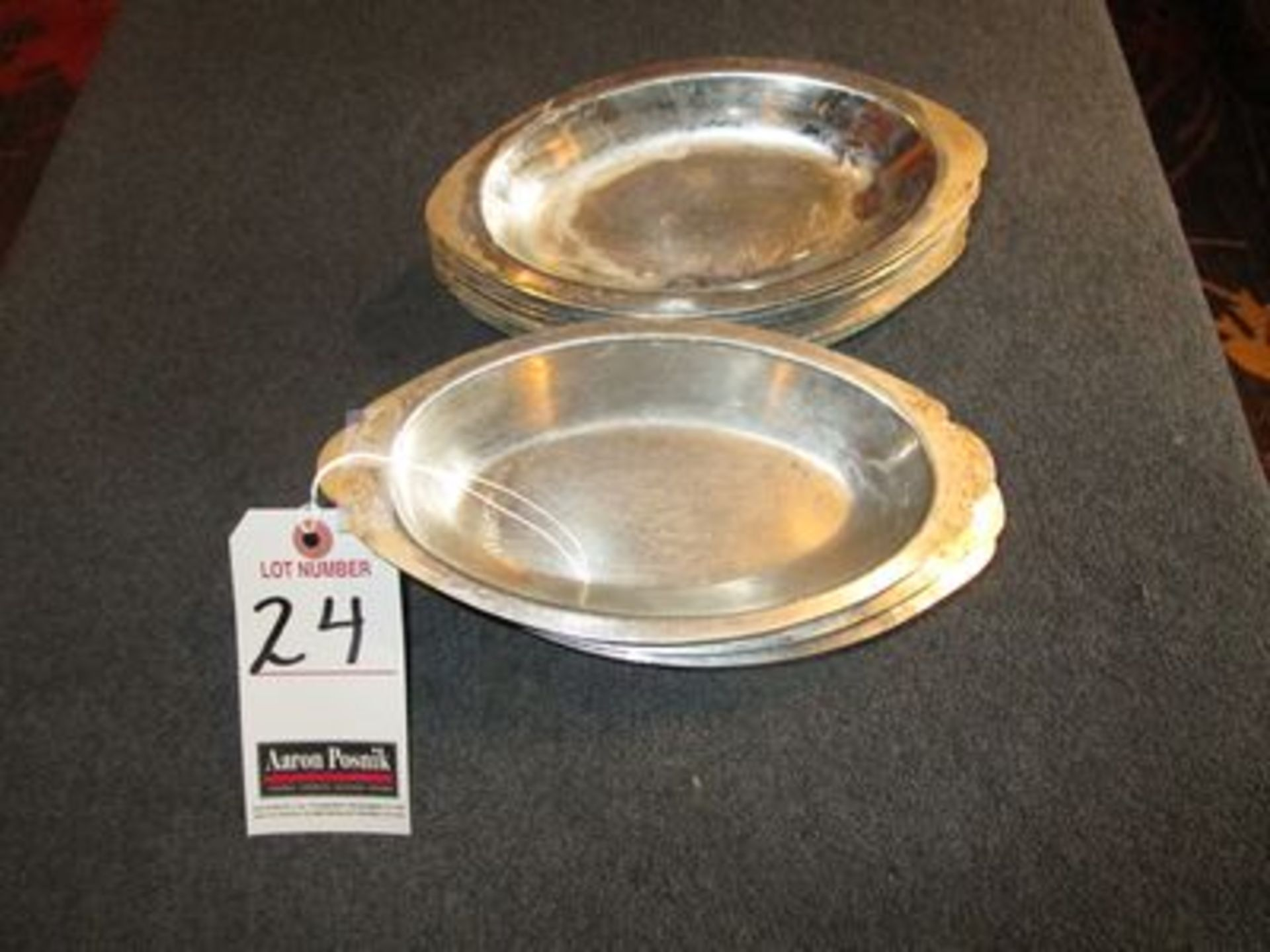 """6"""" S.S. DISHES"""