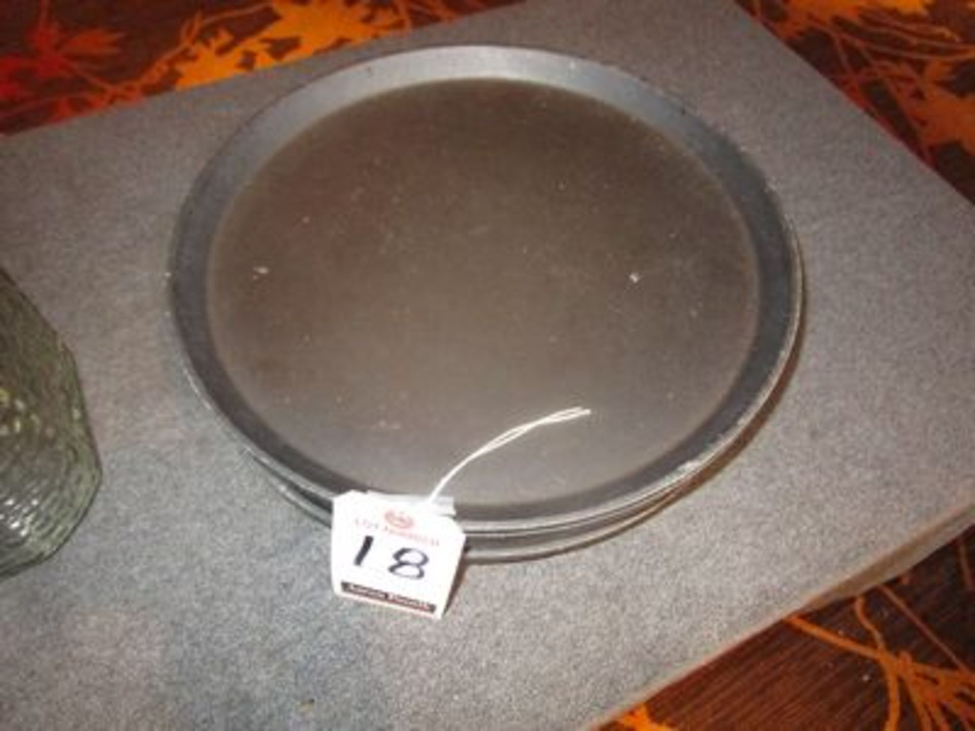 "14"" DIA. SERVING TRAYS"