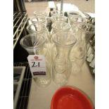 GLASS WINE CARAFES