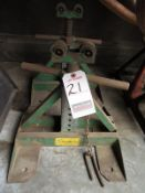 GREENLEE PIPE STANDS