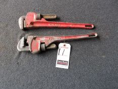 """H.D. 12"""" PIPE WRENCH"""