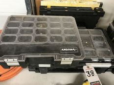 ASS'T HUSKY POLY TOOL ORGANIZERS W/ CONTENTS