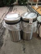 S.S. WASTE RECEPTACLES