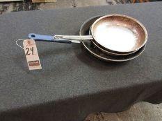 ASS'T ALUM. FRYING PANS