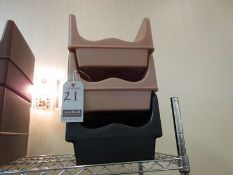 ASS'T CAMRO POLY BOOSTER SEATS