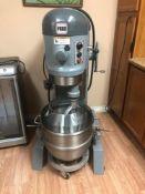 Used-Hobart 60 Quart Floor Mixer. Model P660.