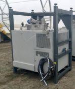 Used- IST Solvent Reclaimer, Model ROTO PLUS 202