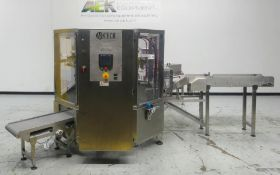 Used- AB Tech Preformed Pouch Packager with Liquid Filler For Cannabis Products