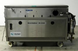 Used- Microfluidics Pilot Scale Microfluidizer for Cannabis and Hemp Grinding