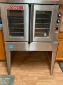 Used-Blodgett Full Size Electric Convection Oven. Model SHO-100-E.