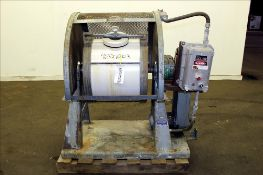 Used- Paul O. Abbe Trunnion Mounted Jar Mill for Cannabis and Hemp