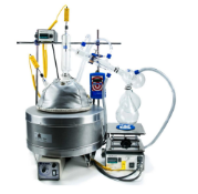 Used- Lab Society Short Path Distillation Kit. 5L Full Bore