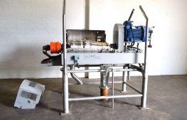 "Used- Alfa Laval NX-414 ""Semi-Sanitary"" Decanter CBD and Hemp Centrifuge"