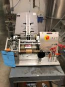 Labelette Semi-Automatic Hot Glue Labeler Model 20, S/N 117664, Year 2001. (SUBJECT TO THE BULK