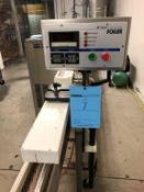 Pillar Induction Capsealing Foiler. (SUBJECT TO THE BULK BID ON LOT 4)