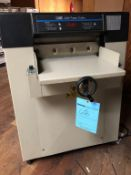 Multigraphics Paper Cutter, Model PC 2020, S/N PC202064