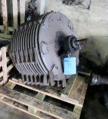 Schutte Buffalo Hammermill Rotor, Model 1580