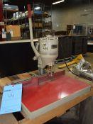 Tabletop Manual Paper Drill