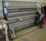 Measuregraph Fabric Inspecting & Measuring Machine