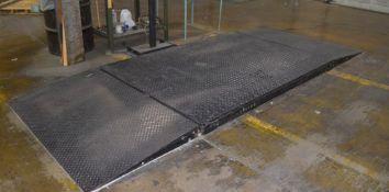 Toledo Floor Scale