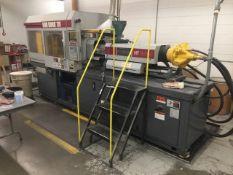 120 Ton, 6 oz. Van Dorn Injection Molding Machine