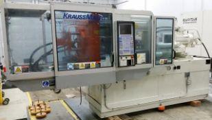 121 Ton, 1.7 oz. Krauss Maffei Injection Molding Machine