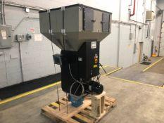 Conair 950 lbs/hr 4-Component Blender