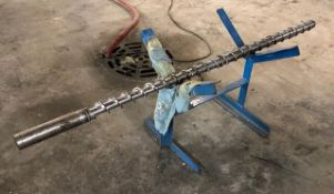 """2 1/2"""" x 72"""" Screw & Support Stand"""