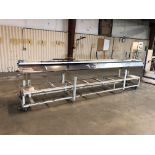Youngstown Plastic Tooling Model 6-15489 16' Drop Table / Stacker