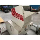 25 HP 1620X Cumberland Model Granulator w/ blower, cyclone, dust collector