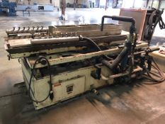 """Youngstown Plastic Tooling """" Max Vac"""" Model VT15389 Calibration Table"""
