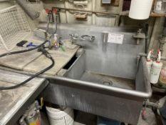 Industrial Sink