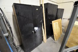 Steel 2-door Supply Cabinets