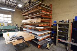 12' Single Section Of Cantilever Rack (empty)
