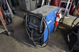Miller Millermatic 252 MIG Welder on Casters (No Tank Included)
