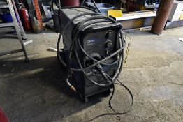Miller Millermatic 251 MIG Welder on Casters (No Tank Included)