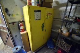 2-door Flammable Storage Cabinet
