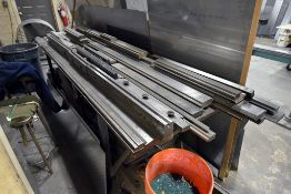 Group Of Ass't Size Press Brake Dies