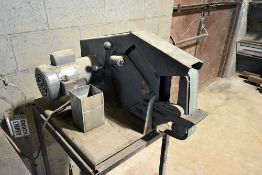 "Belt sander, no name, 2"" wide belt"
