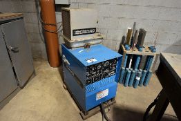 Miller Syncrowave 250 CC-AC/DC welding power source, s/n KF974287