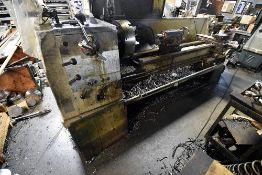 """Buffalo Machinery Microcut 18""""x80"""" Lathe, Model J-1--0 , Series No M0100"""